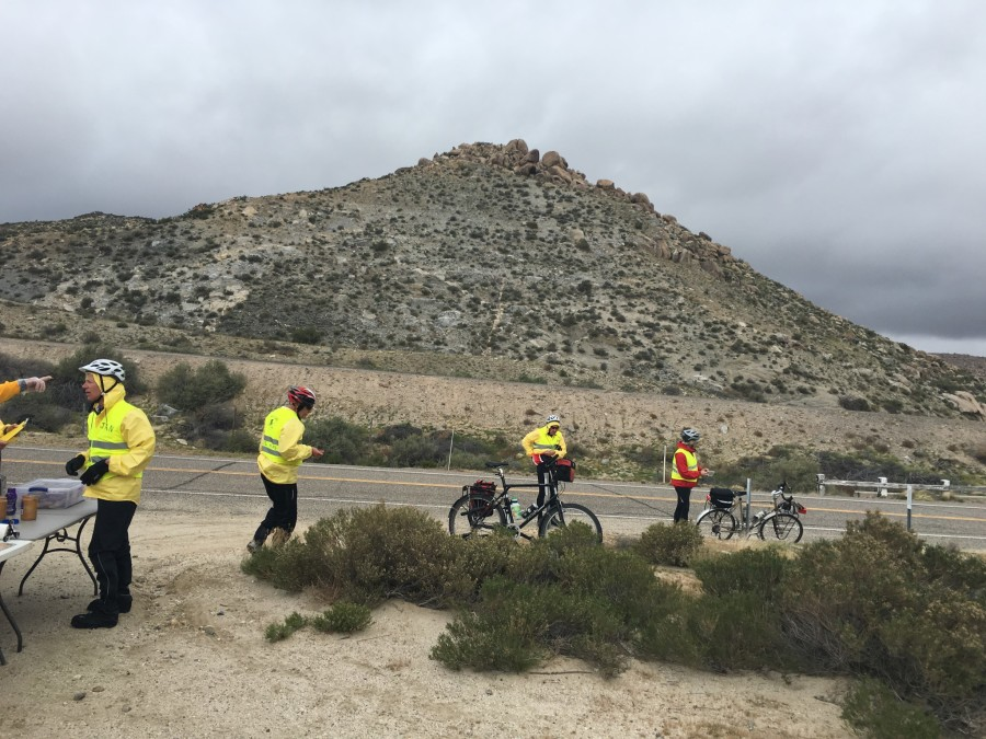 Day 3: Live Oak Springs to Calexico, California – 63 miles
