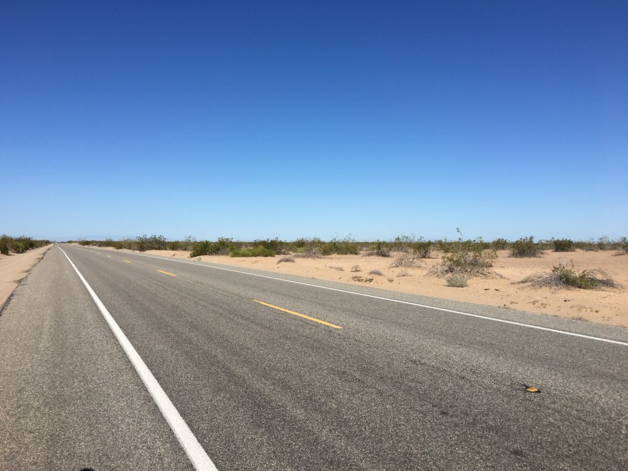 Day 4: Calexico, California to Yuma, Arizona – 64 miles