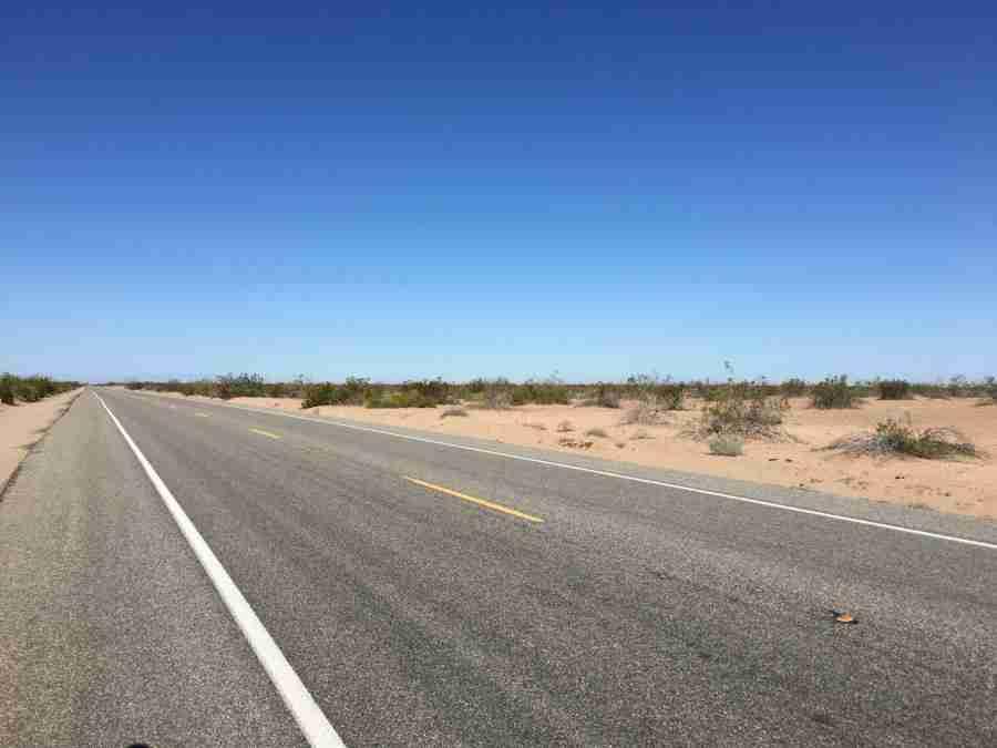 Day 4: Calexico, California to Yuma, Arizona – 64 miles