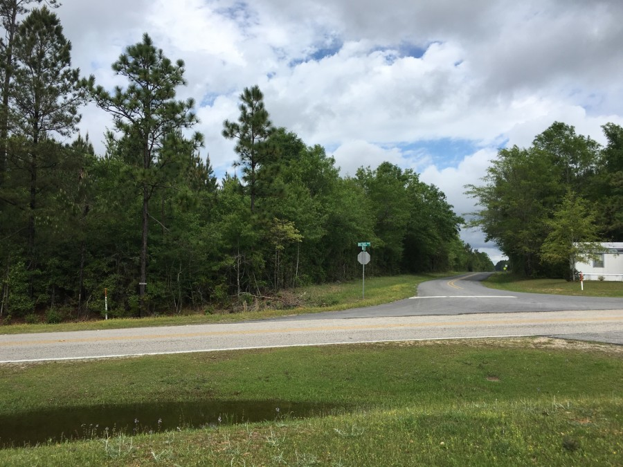 Day 41: Poplarville to Ocean Springs, Mississippi – 68 miles