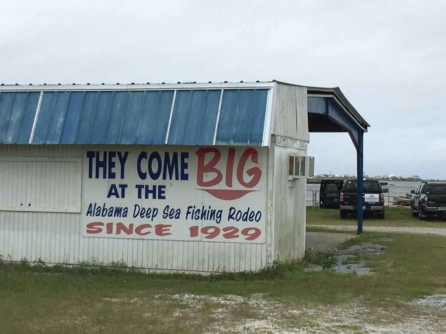 Day 43: Dauphin Island, Alabama – REST DAY