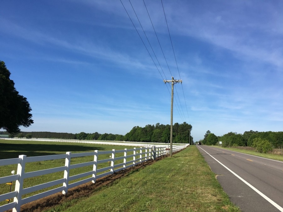 Day 45: Milton to DeFuniak Springs, Florida – 55 miles