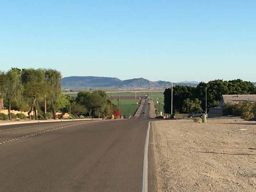 Day 5: Yuma to Dateland, Arizona – 70 miles