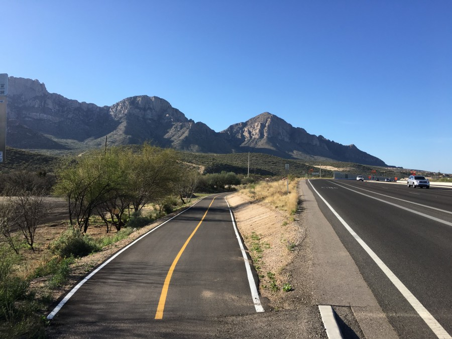 Day 10: Catalina to Tucson, Arizona – 44 miles