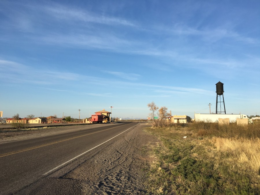 Day 16: Columbus, New Mexico to El Paso, Texas – 77 miles