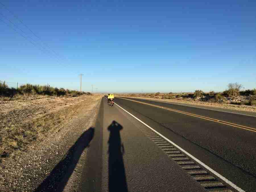 Day 20: Marfa to Marathon, Texas – 57 miles