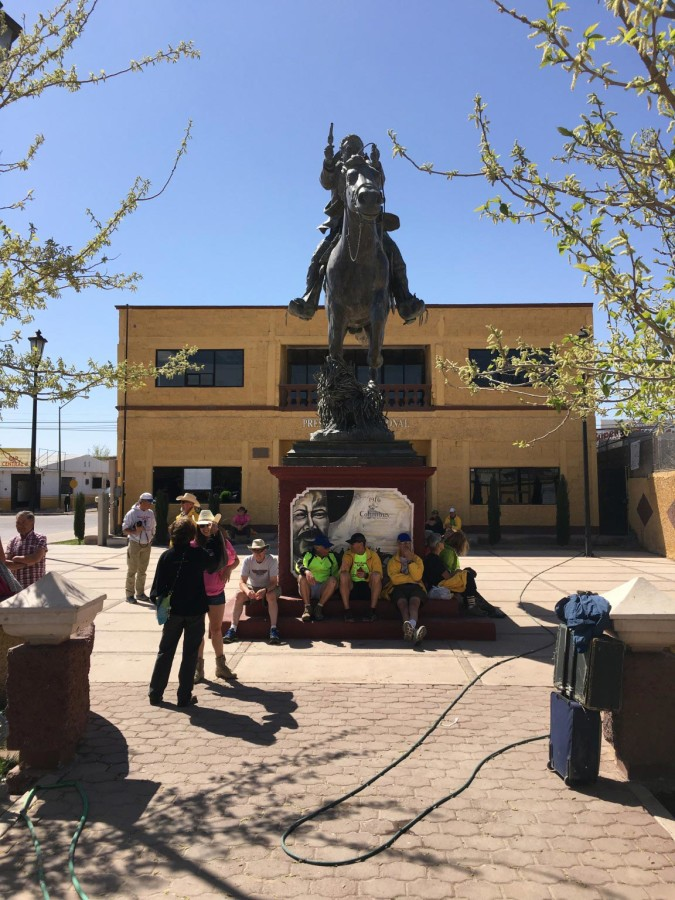 Day 15: Columbus, New Mexico – REST DAY