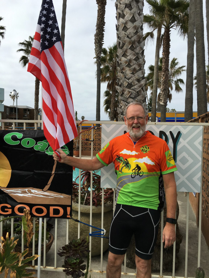 Day 1: San Diego to Alpine, California – 42 miles
