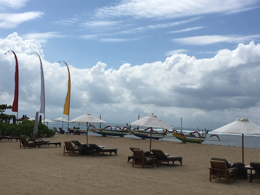 Tandjung Sari Hotel on Sanur Beach