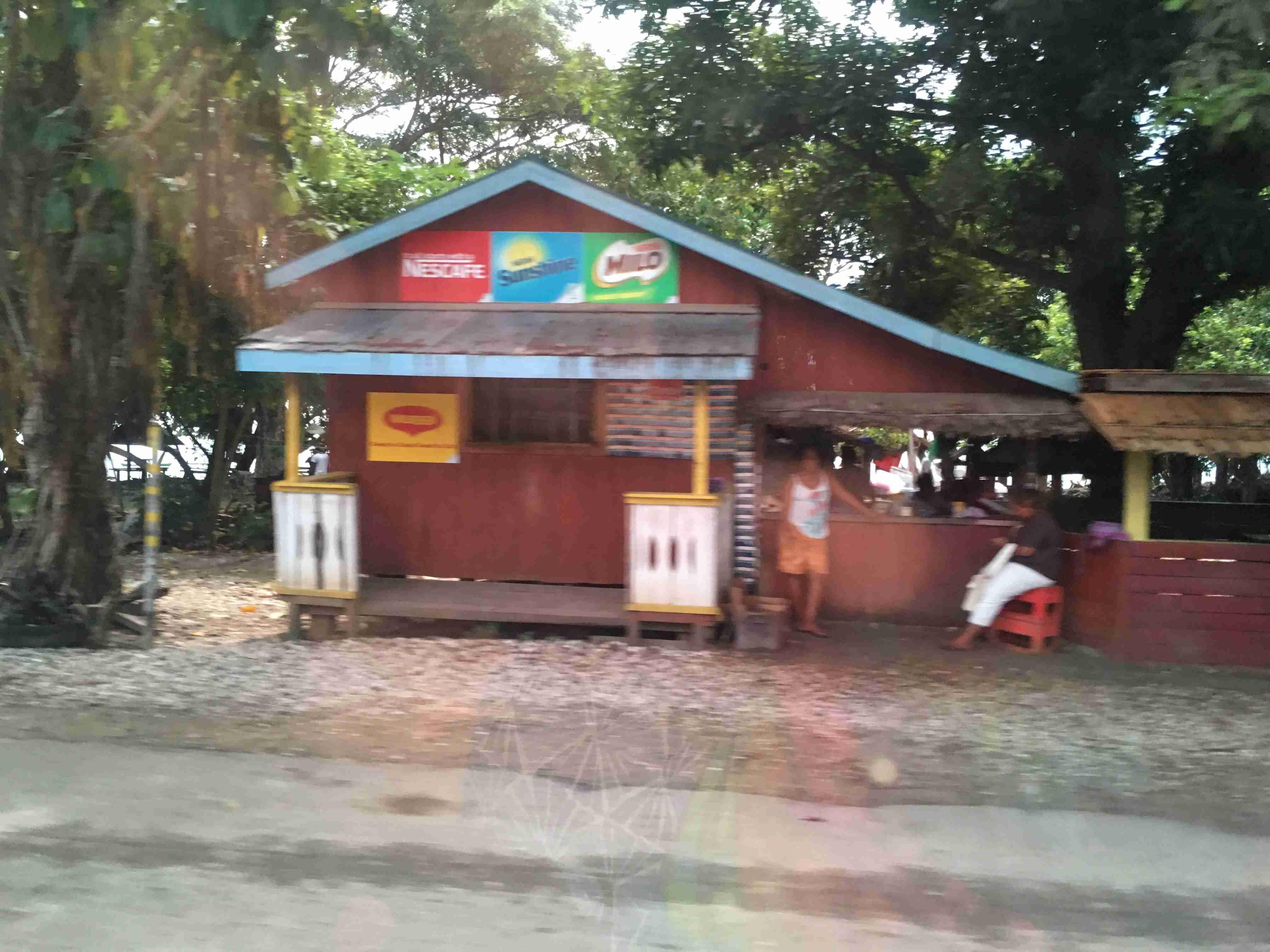 Ginger Beach Solomon Islands