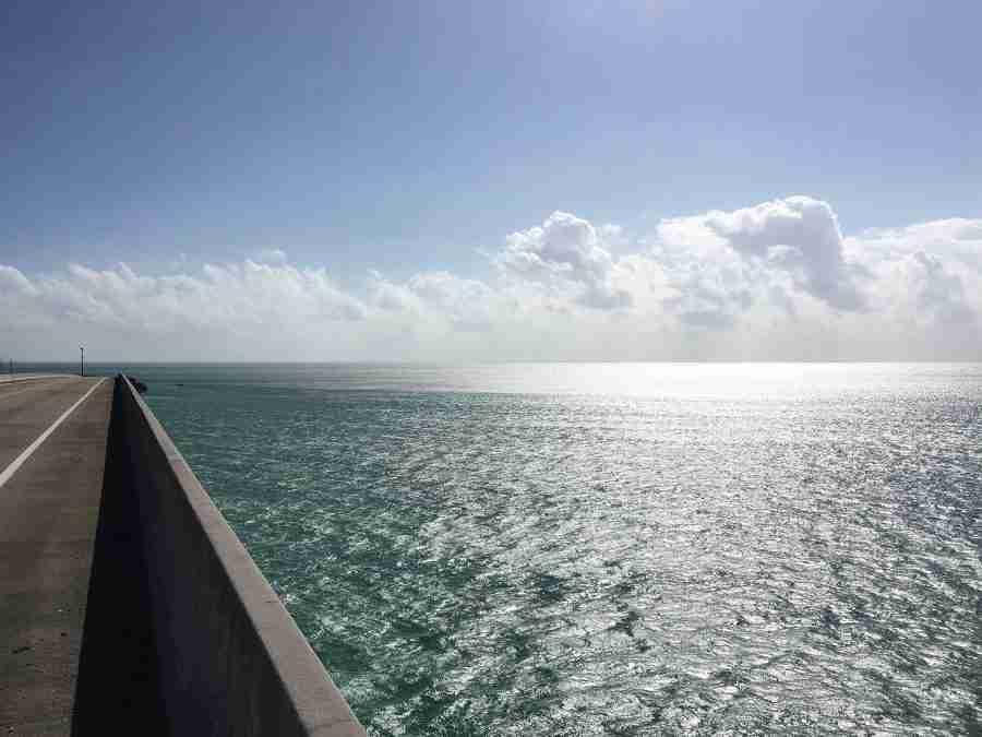 Day 7-Marathon to Key Largo-46 miles