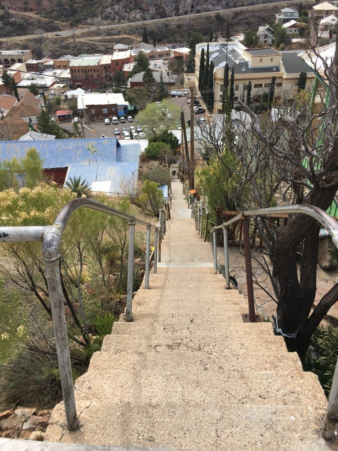 Bisbee walking tour