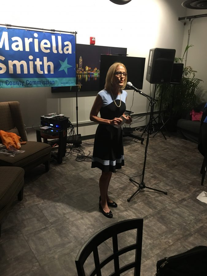 Hillsborough County Commissioner Mariella Smith