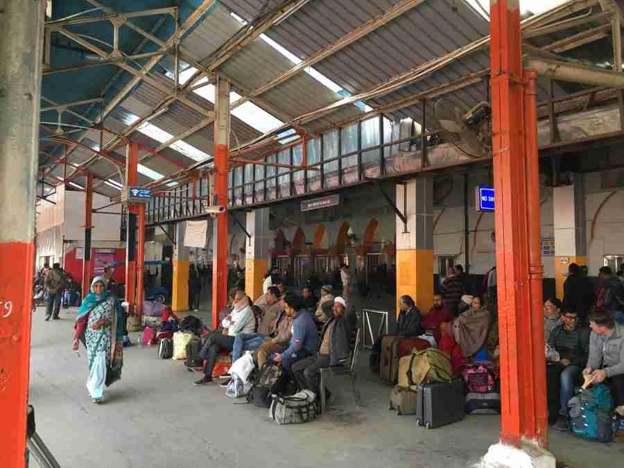 Day 2-Old Delhi train station to Ramnagar, India