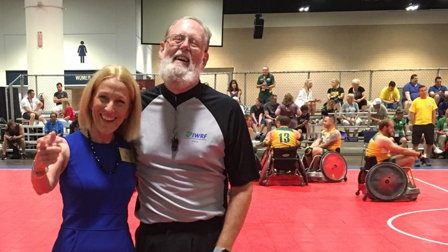 Dod Warrior Games 2019-Wheelchair Rugby-Tampa