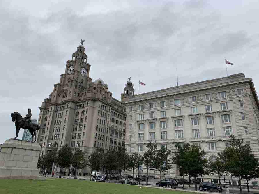 Liverpool Bound