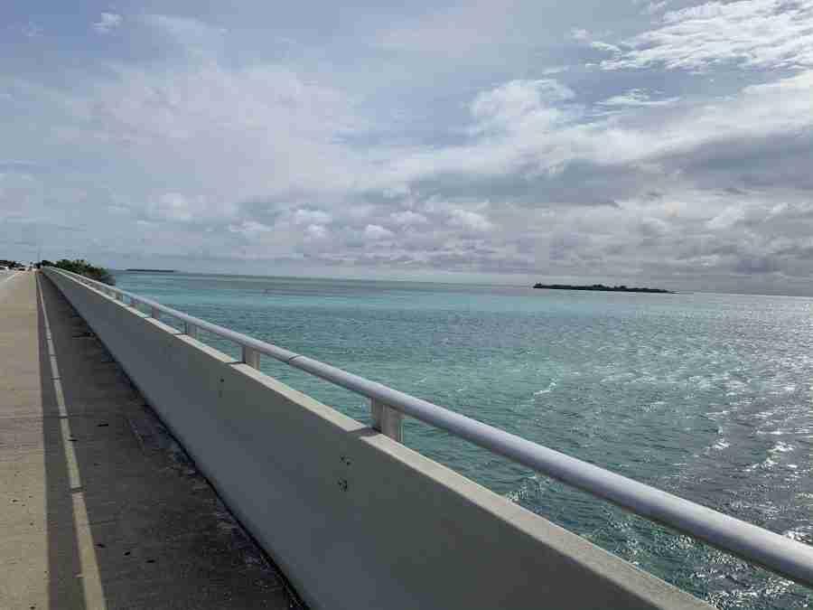 Marathon to Key Largo-48 miles