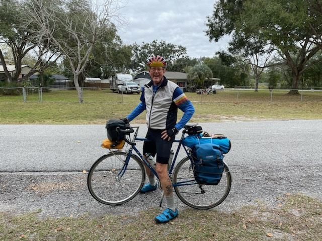 Bike packing trip- Little Manatee River State Park-41.5 miles