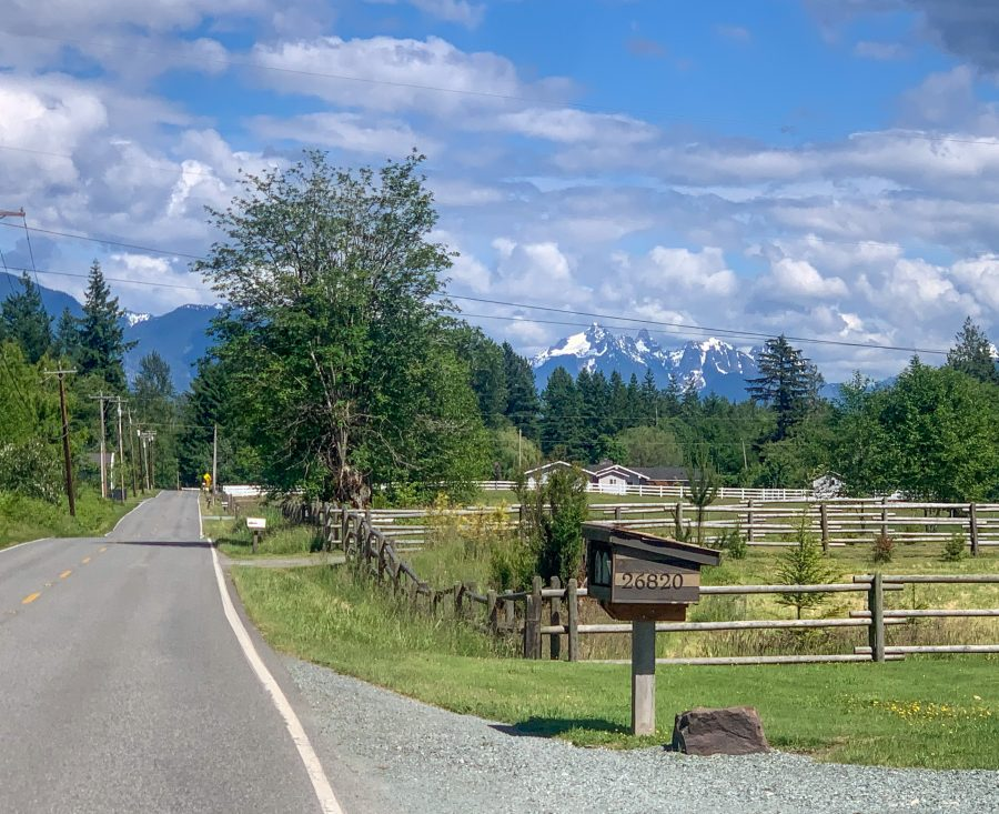 Day 1-Bellevue to Sultan, WA- 40 miles with 1620 feet of elevation.