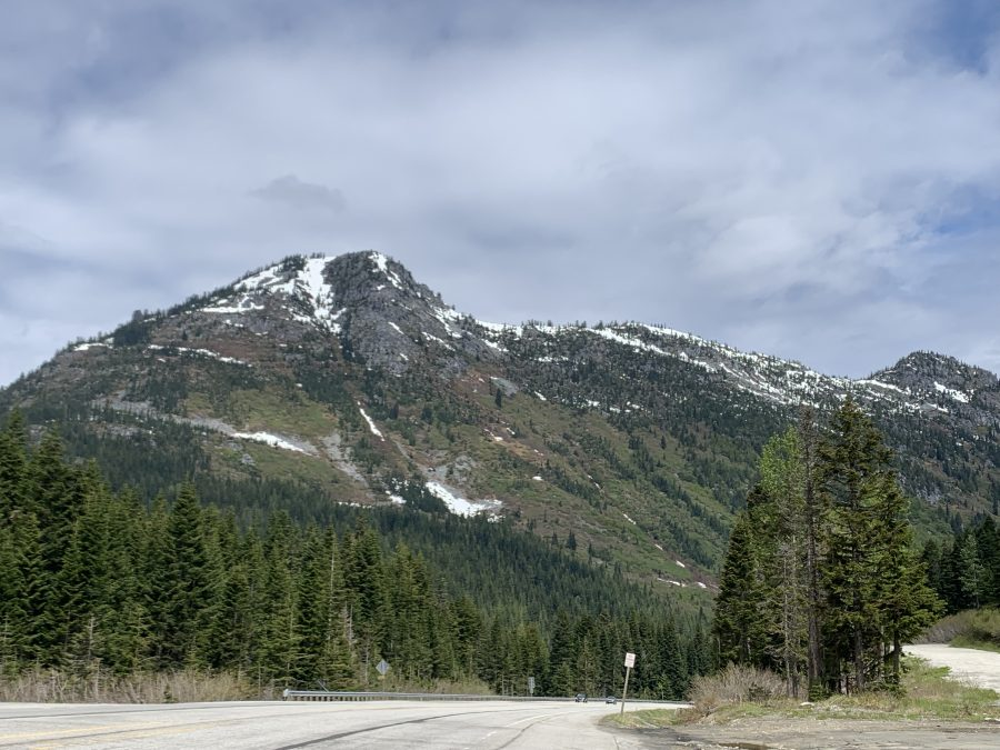 Day 3-Skykomish to Leavenworth, WA-52.5 miles and 3735 feet of elevation.