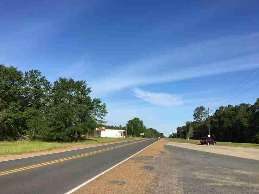 Day 36: DeRidder to Opelousas, Louisiana – 91 miles