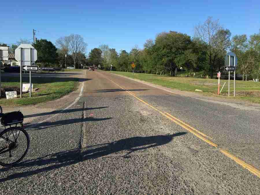 Day 37: Opelousas to St. Francisville, Louisiana – 67 miles