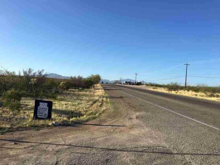 Day 11: Tucson to Tombstone, Arizona – 73 miles