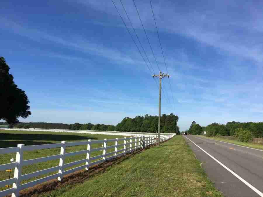 Day 45: Milton to DeFuniak Springs, Florida – 55 miles