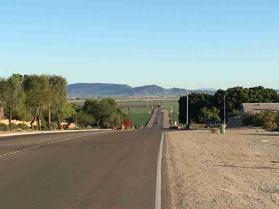 Day 5: Yuma to Dateland, Arizona – 70 miles