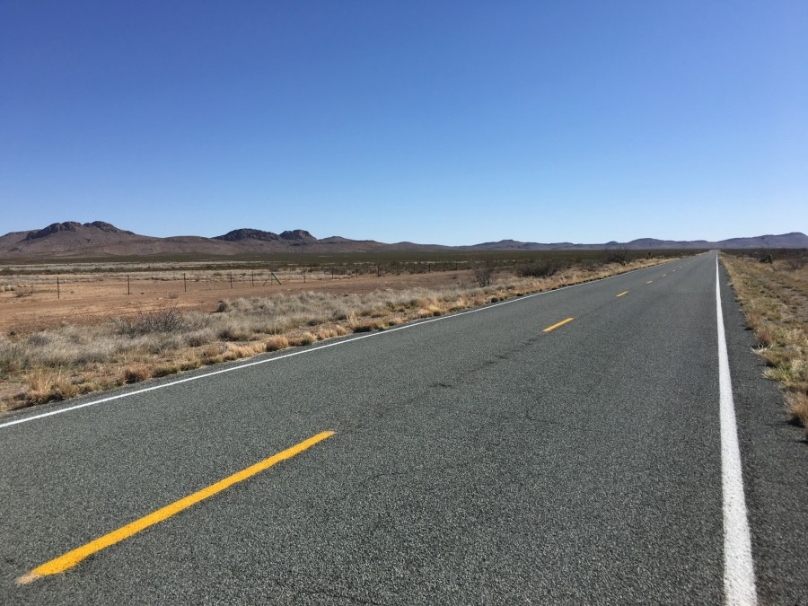 Day 14: Rodeo to Columbus, New Mexico – 95 miles