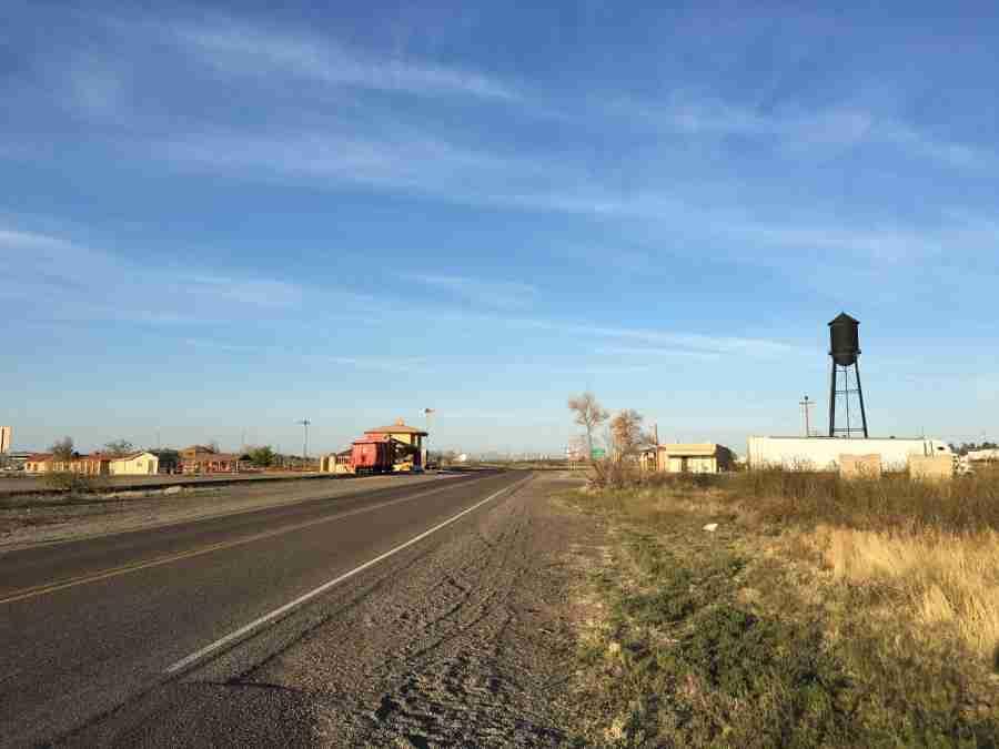 Day 16: Columbus, New Mexico to El Paso, Texas – 77 miles