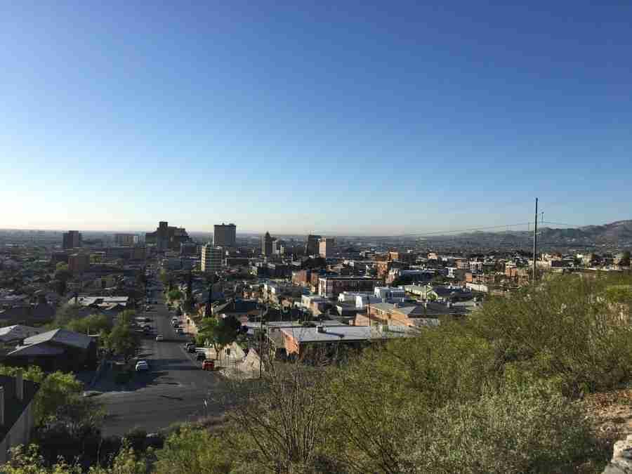 Day 17: El Paso to Ft. Hancock , Texas – 57 miles