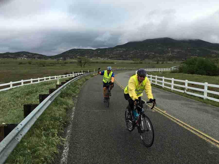 Day 2: Alpine to Live Oak Springs, California – 32 miles