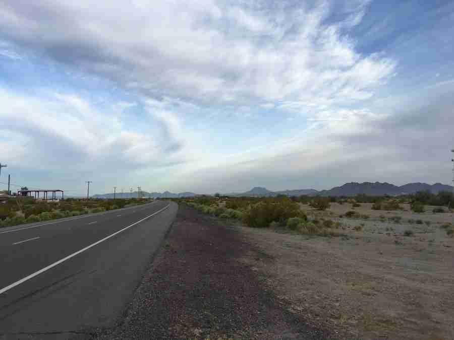 Day 7: Gila Bend to Casa Grande, Arizona – 78 miles
