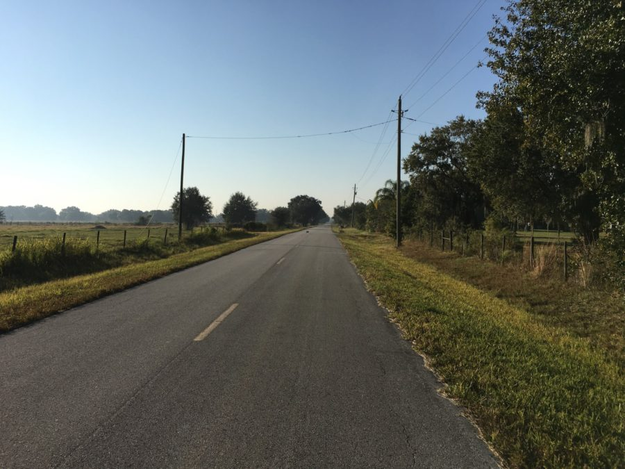 Ride to recovery in Wauchula, Florida