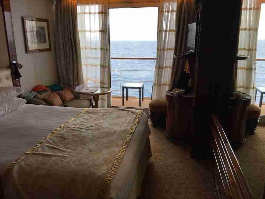 A day at sea…