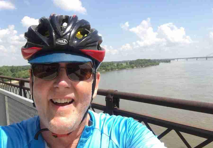 Memphis, Mississippi, Big River Trail, MRT and West Memphis, Arkansas