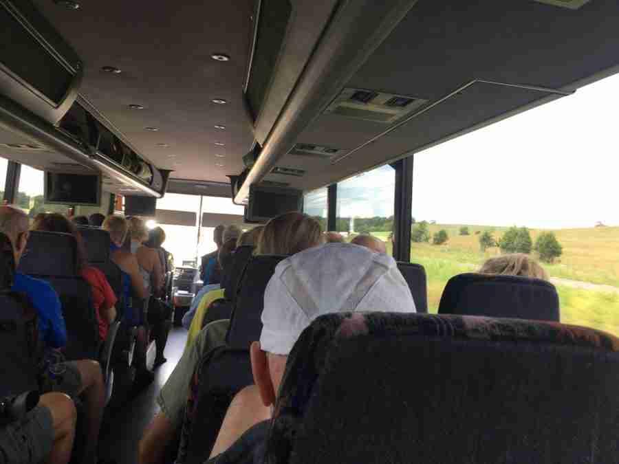 Shuttle to Big Bam, Eureka, Mo