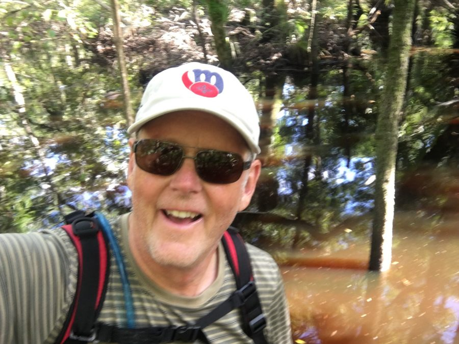 Florida Trail at Little Manatee River State Park-6.5 miles