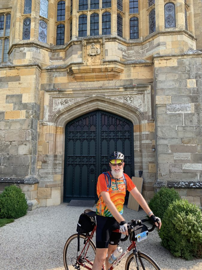 Day 8-Worcester to Stratford upon Avon-30 miles with 1320 feet of elevation