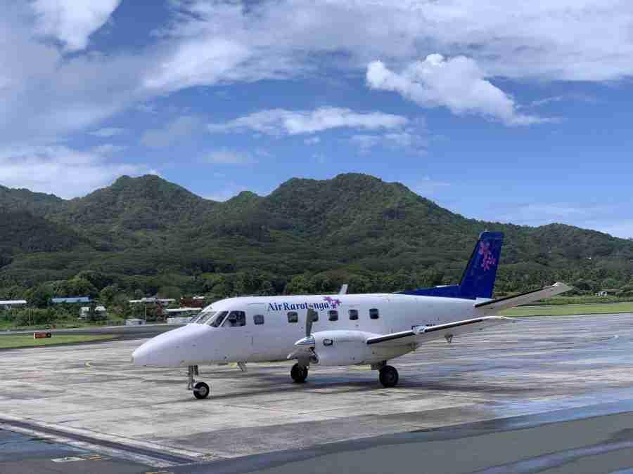 Rarotonga to Aitu, Cook Island