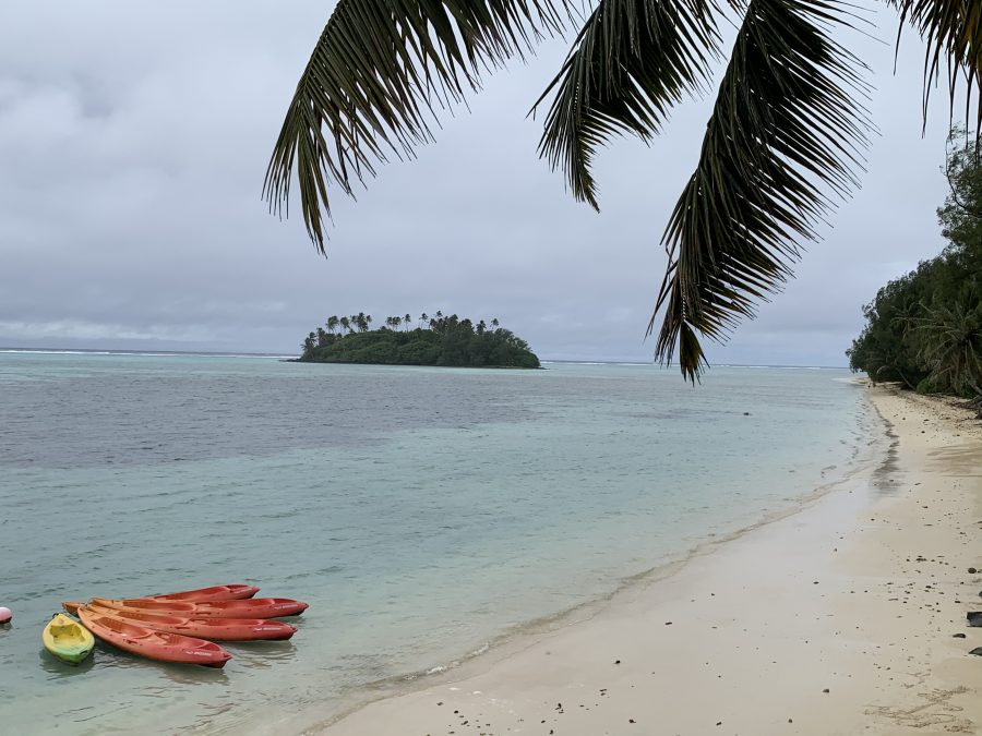 Tampa, Florida to Rarotonga, Cook Islands