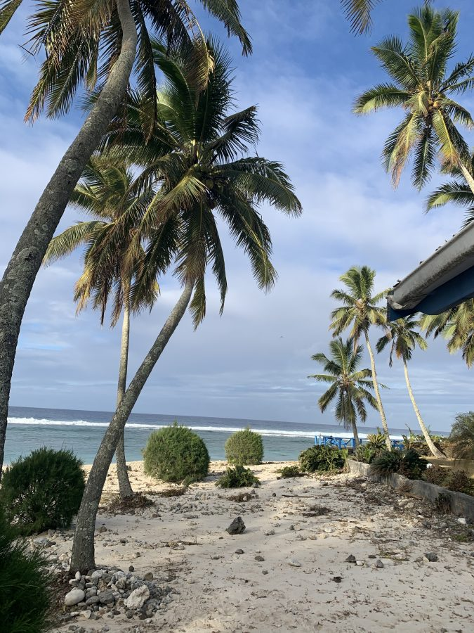 Friday morning Aitutaki and getaway day to home