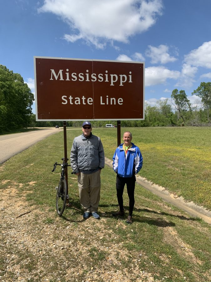 Day 3-MM 338 to Tupelo, MS-Rest day