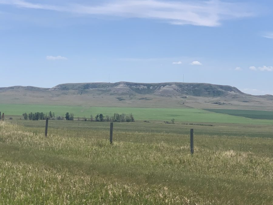 Day 24-Wolf Point to Sidney, MT-77.5 miles and 2402 feet of elevation