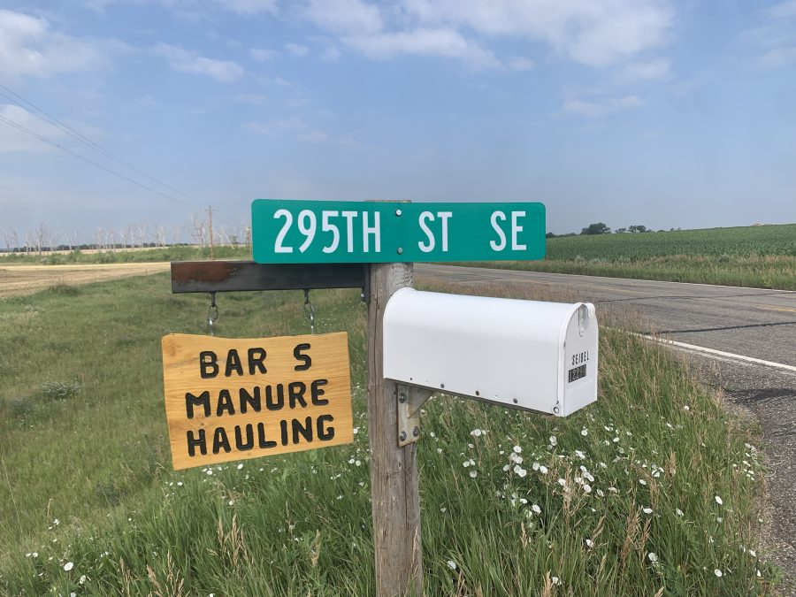 Day 30-Mandan to Napoleon, ND-76 miles and 2232 feet of elevation